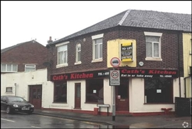 1,141 SF High Street Shop for Sale | 217 Leek Road, Stoke On Trent, ST4 2BH