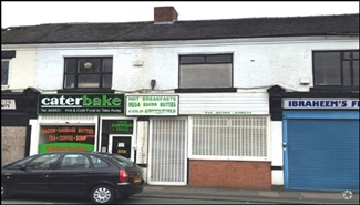 1,673 SF High Street Shop for Sale | 77 - 79 Liverpool Road, Stoke On Trent, ST4 1AE