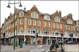 2,551 SF High Street Shop for Rent  |  Colonnade House, Bournemouth, BH1 2BY