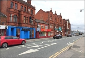 1,903 SF High Street Shop for Sale  |  9 - 11 Nantwich Road, Crewe, CW2 6AF