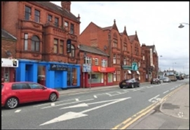 909 SF High Street Shop for Rent  |  9 - 11 Nantwich Road, Crewe, CW2 6AF