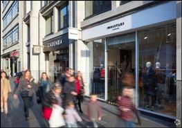961 SF High Street Shop for Rent  |  Floral Place, London, WC2E 9LD