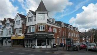 High Street Shop for Sale | 160 Ashley Road, Poole, BH14 9BY