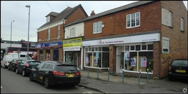 1,011 SF High Street Shop for Sale  |  17 - 19 Alcester Road, Birmingham, B14 7LP