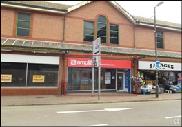 643 SF High Street Shop for Rent  |  73 Hyde Road, Paignton, TQ4 5BP
