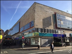 763 SF High Street Shop for Rent  |  22 Church Street, Blackpool, FY1 1EW