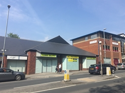 5,007 SF High Street Shop for Rent  |  633 Roundhay Road, Oakwood, Leeds, LS8 4BA