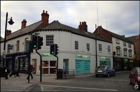 461 SF High Street Shop for Rent  |  7 Bridge Street, Pontefract, WF8 1PG