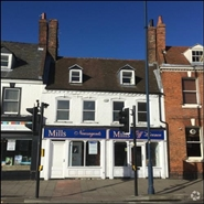 1,237 SF High Street Shop for Rent  |  44 - 46 Wide Bargate, Boston, PE21 6RY