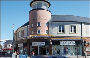 364 SF Shopping Centre Unit for Rent  |  Unit K4, Washington Square Shopping Centre, Workington, CA14 3BB