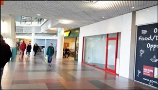 100 SF Shopping Centre Unit for Rent  |  Unit 149a, Concourse Shopping Centre, Skelmersdale, WN8 6HB