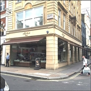 730 SF High Street Shop for Rent  |  76 New Bond Street, London, W1S 1RX