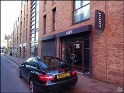 1,289 SF High Street Shop for Rent  |  Unit 5, Birmingham, B5 4TE