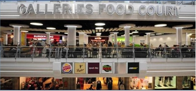 Shopping Centre Unit for Rent  |  Unit 1 Galleries Food Court, Bristol, BS1 3XD