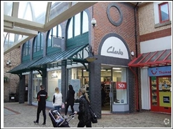 664 SF Shopping Centre Unit for Rent  |  George Yard Shopping Centre, Braintree, CM7 1RB