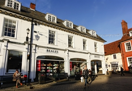 8,120 SF High Street Shop for Rent  |  6 - 7 Market Place, Saffron Walden, CB10 1HR