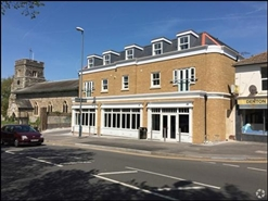 2,547 SF High Street Shop for Rent  |  1 - 2 East Milton Road, Gravesend, DA12 2JP