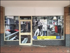 681 SF High Street Shop for Rent  |  Sussex House, Reading, RG1 2EG