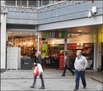 2,390 SF Shopping Centre Unit for Rent  |  Unit Su1, Angel Central, London, N1 0PS