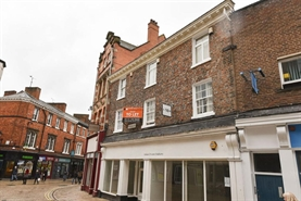 1,280 SF High Street Shop for Rent  |  19 - 23 Feasegate, York, YO1 8SH
