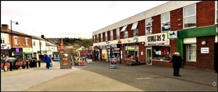 367 SF High Street Shop for Rent  |  57 Market Street, Cannock, WS12 1AD