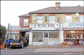 798 SF High Street Shop for Rent  |  95A Kingston Road, New Malden, KT3 3PA