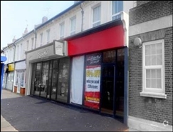 493 SF High Street Shop for Rent  |  235 Seaside, Eastbourne, BN22 7NT