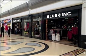 3,953 SF Shopping Centre Unit for Rent  |  Unit 27-28, Eastgate Shopping Centre, Inverness, IV2 3PP