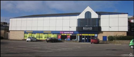 31,787 SF Retail Park Unit for Rent  |  Unit C, Keighley, BD21 3QJ