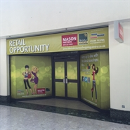 1,570 SF Shopping Centre Unit for Rent  |  Unit 12 The Concourse Shopping Centre, Skelmersdale, WN8 6NA