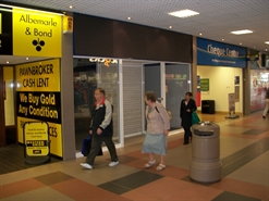 925 SF Shopping Centre Unit for Rent  |  Unit 139 The Concourse Shopping Centre, Skelmersdale, WN8 6HB