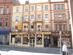 1,071 SF High Street Shop for Rent  |  7-8 North Street, Exeter, EX4 3QS