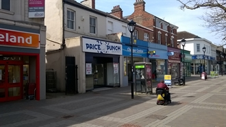 776 SF High Street Shop for Rent  |  50 Boothferry Road, Goole, DN14 5DA
