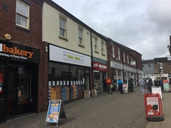 533 SF Shopping Centre Unit for Rent  |  Unit 4, Castle Walk Shopping Parade, Newcastle Under Lyme, ST5 1AN