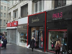 666 SF High Street Shop for Rent  |  7 Parker Street, Liverpool, L1 1DJ