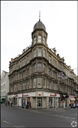 863 SF High Street Shop for Rent  |  6 Nethergate, Dundee, DD1 4EY