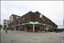 1,760 SF Shopping Centre Unit for Rent  |  Church Square Shopping Centre, St Helens, WA10 1BN
