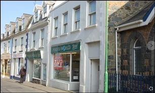 2,945 SF High Street Shop for Rent  |  29 New Road, Guernsey, GY2 4QF