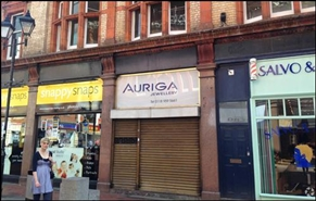 175 SF High Street Shop for Rent  |  2 Queen Victoria Street, Reading, RG1 1TG