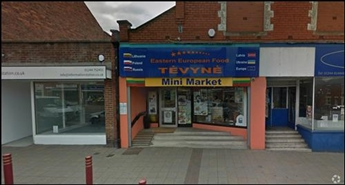 1,327 SF High Street Shop for Rent  |  73 Chester Road, Deeside, CH5 1BZ