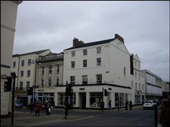 2,223 SF High Street Shop for Rent  |  44 - 46 Parade, Leamington Spa, CV32 4DD