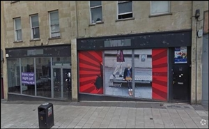 2,185 SF High Street Shop for Rent  |  35 - 37 Park Street, Bristol, BS1 5NH