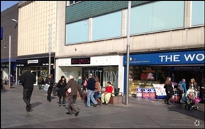 1,162 SF High Street Shop for Rent | 42 - 44 Gallowtree Gate, Leicester, LE1 1DA