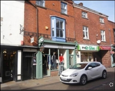 745 SF High Street Shop for Rent  |  15 - 15A Tamworth Street, Lichfield, WS13 6JP