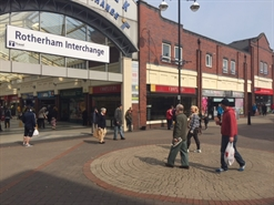 736 SF Shopping Centre Unit for Rent  |  Unit 13 College Walk, Rotherham, S60 1QB