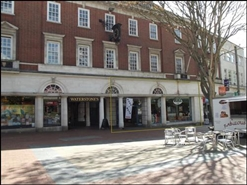 2,354 SF High Street Shop for Rent  |  69 New George Street, Plymouth, PL1 1RJ