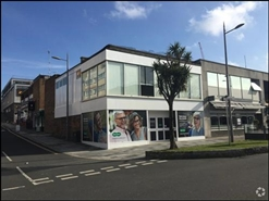 1,960 SF High Street Shop for Rent  |  120 - 122 Cornwall Street, Plymouth, PL1 1NF