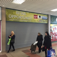1,574 SF Shopping Centre Unit for Rent  |  Unit 137 The Concourse Shopping Centre, Skelmersdale, WN8 6HB