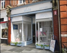 582 SF High Street Shop  |  70 Station Road, Hampton, TW12 2AX