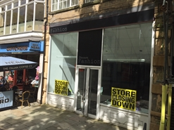 1,593 SF High Street Shop for Rent  |  45 Commercial Street, Newport, NP20 1LP